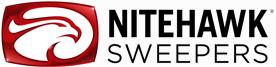 NiteHawk Sweepers Logo