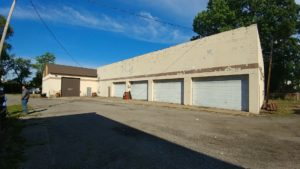 Warehouse With Four Bay Doors