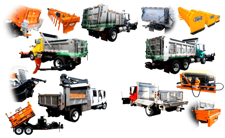 Multiple Concord Road Equipment Road Maintenance Products