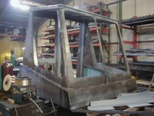 Concord Road Equipment Crane Cab In Progress Small