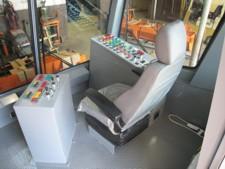 Crane Cab Controls