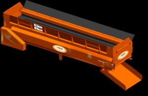 Concord Road Equipment Orange CRE-960 18B