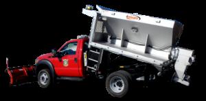 Concord Road Equipment Chagrin Dumping Roughneck Platform