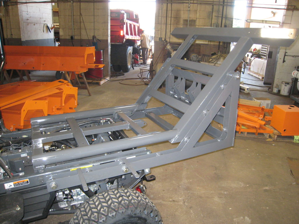 Concord Road Equipment Silver Bed Accesory